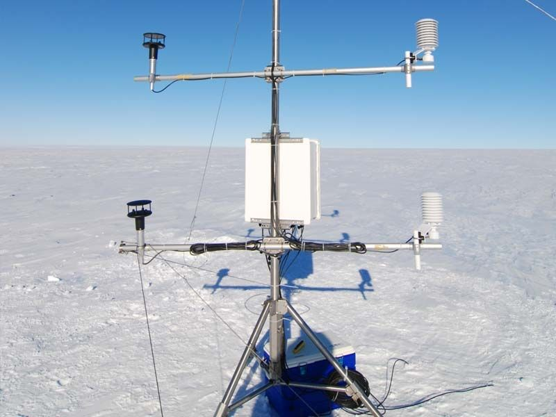 Meteorological Equipment | Reed Switch Developments Corp
