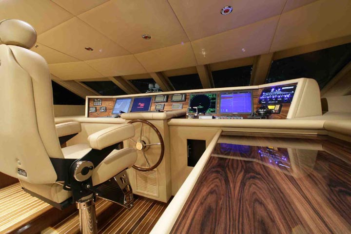 Marine and Boating Interiors | Reed Switch Developments Corp