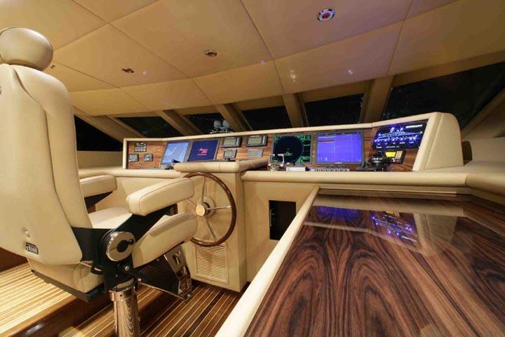 Marine And Boating Interiors